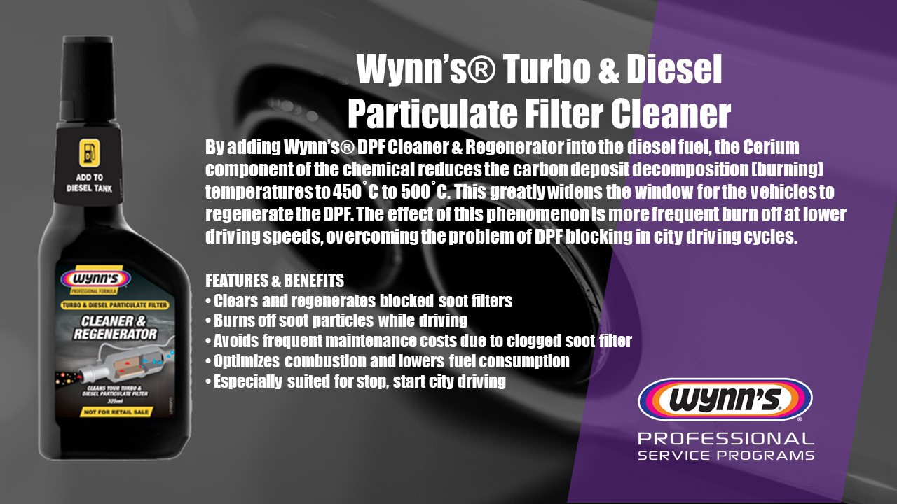 Do You Have a Diesel Particulate Filter?